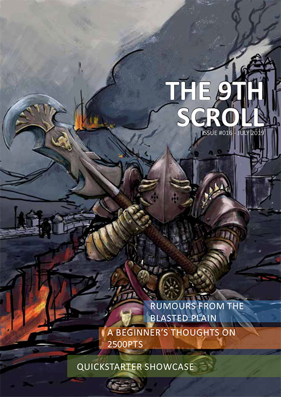 The Ninth Scroll N°16