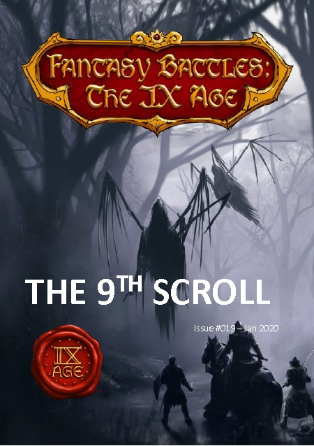The Ninth Scroll N°19