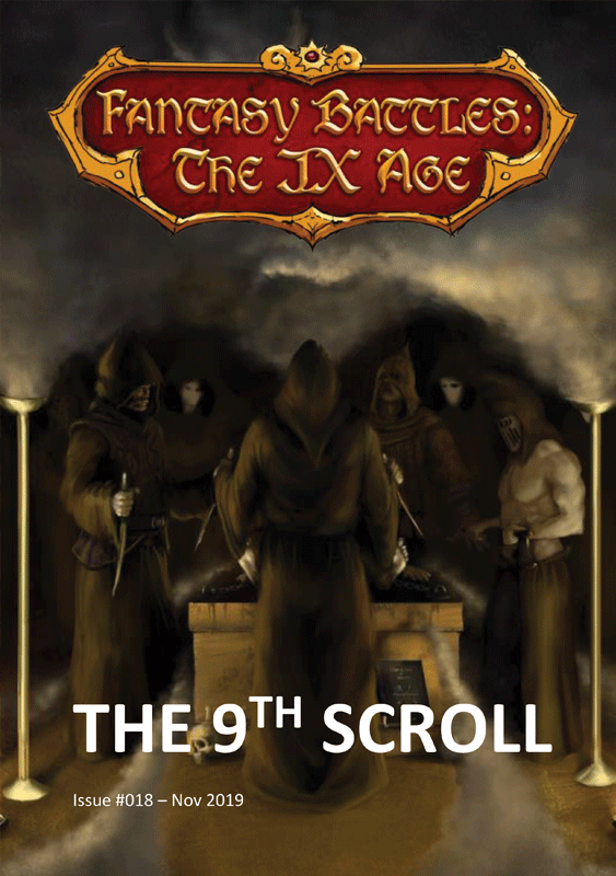 The Ninth Scroll N°18